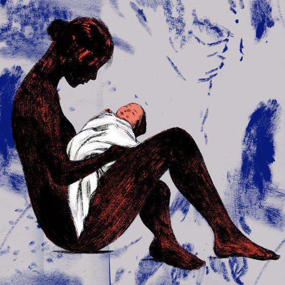 Doğum sonrası depressiya